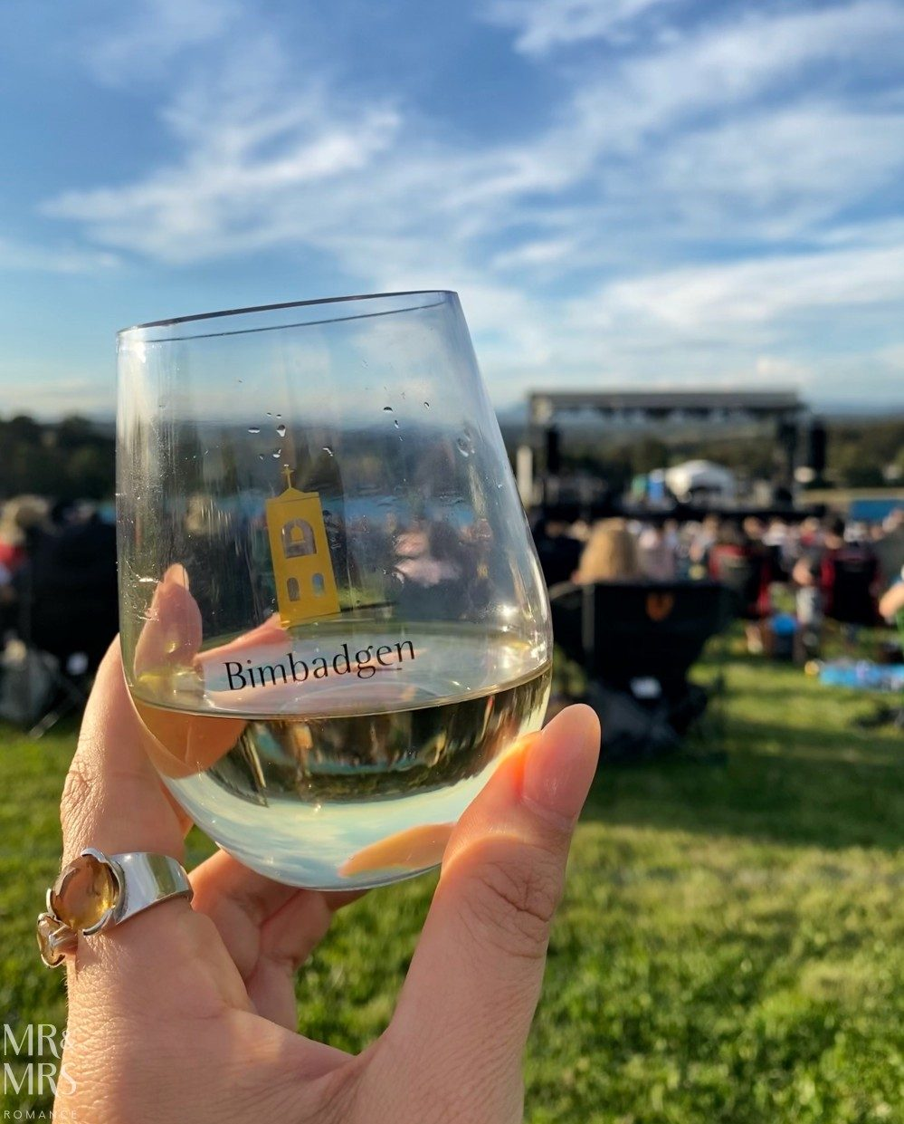 Weekly Edition - Day on the Green, Hunter Valley - Bimbadgen and Ben Folds