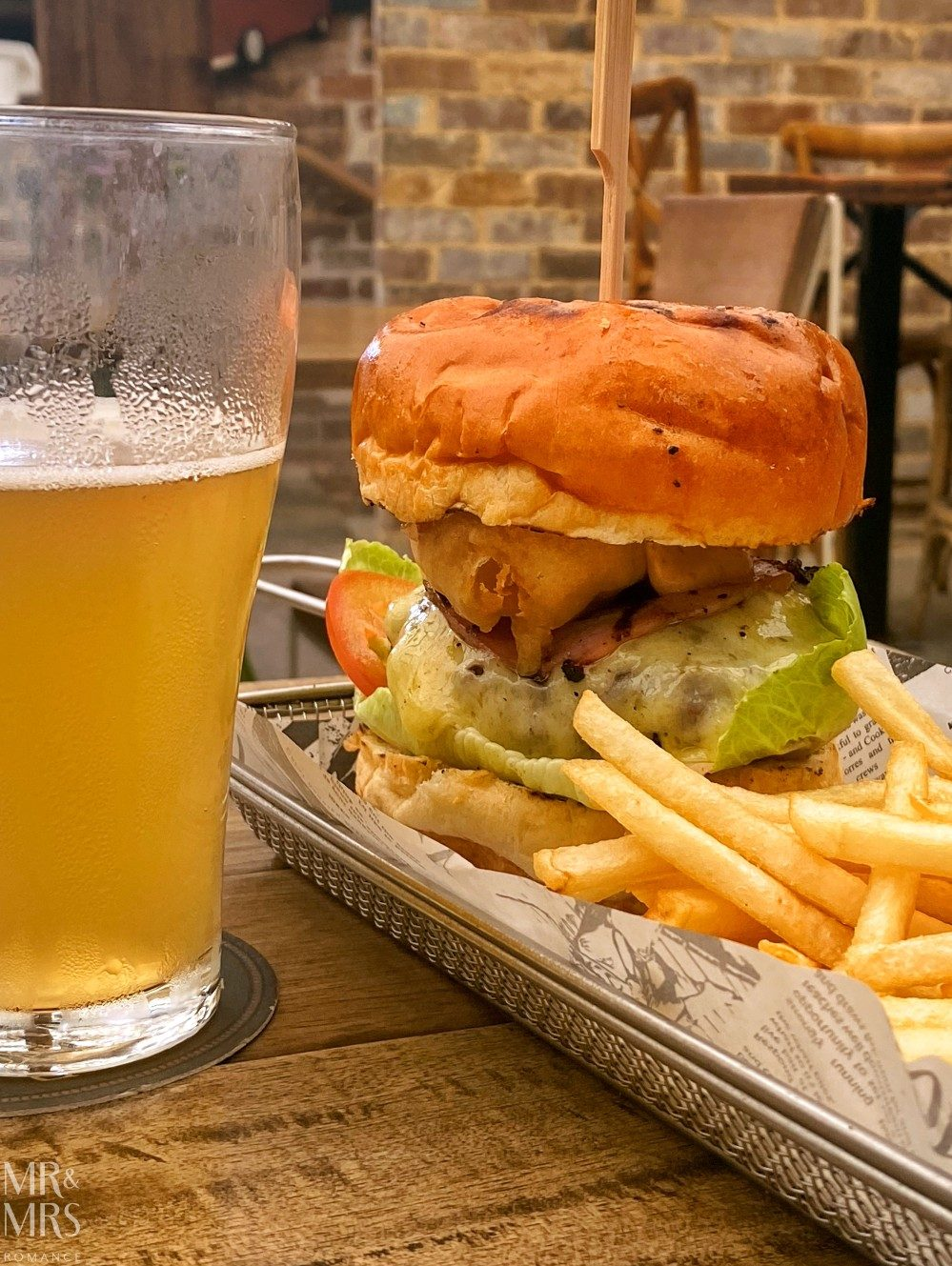 Weekly Edition - Bald Rock Hotel burger