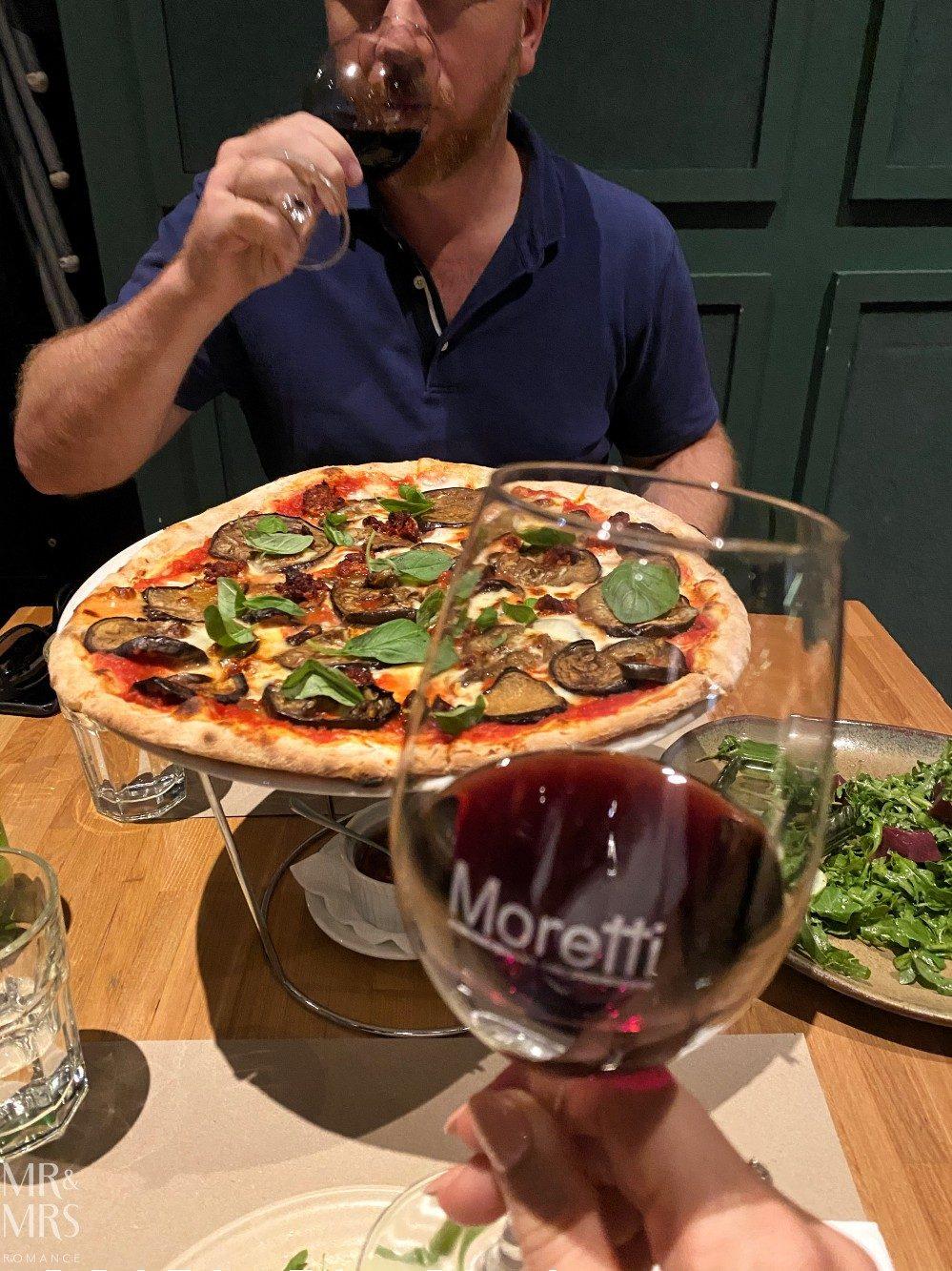 Weekly Edition - Moretti Pizzeria Leichhardt