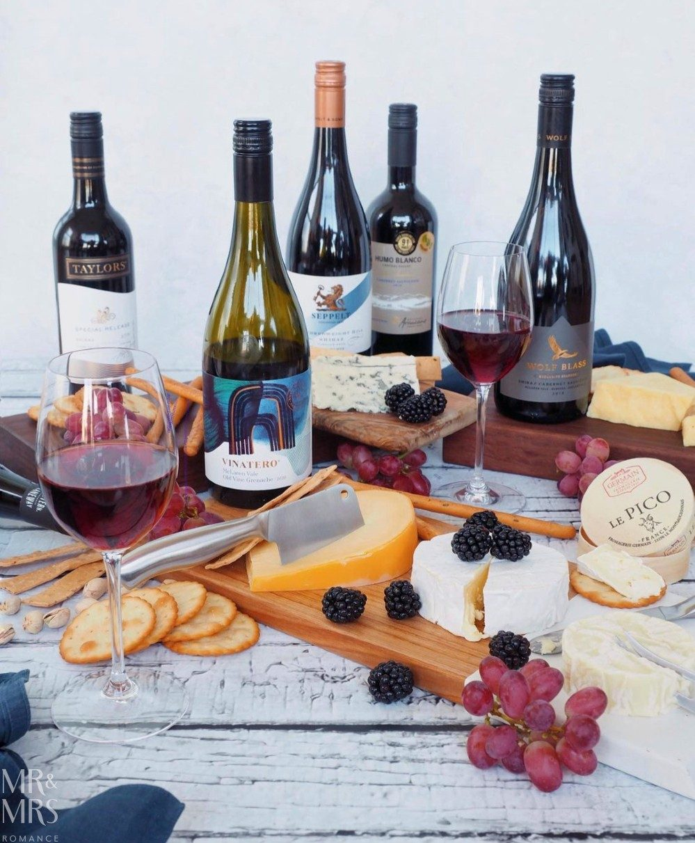 Weekly Edition - Aldi Wine and Cheese night