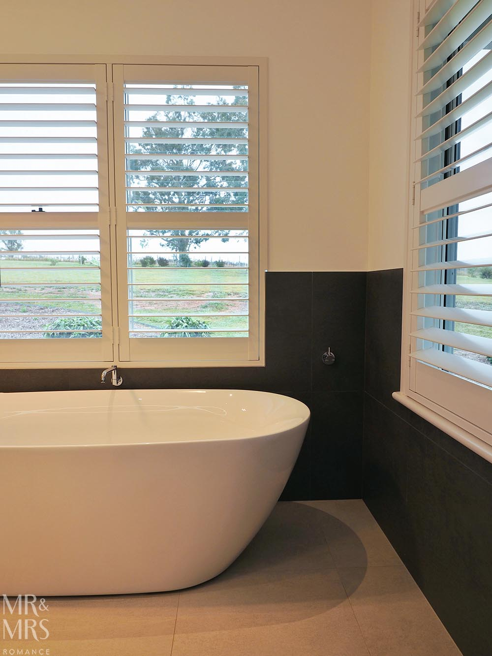 Where to stay in the Hunter Valley - Aldora Cottage in Jindalee Estate, Pokolbin hotel review - bath