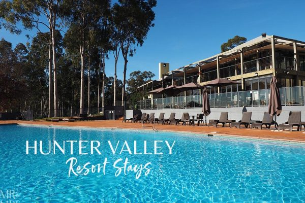 Where to stay in the Hunter Valley - Oaks Cypress Lakes Resort