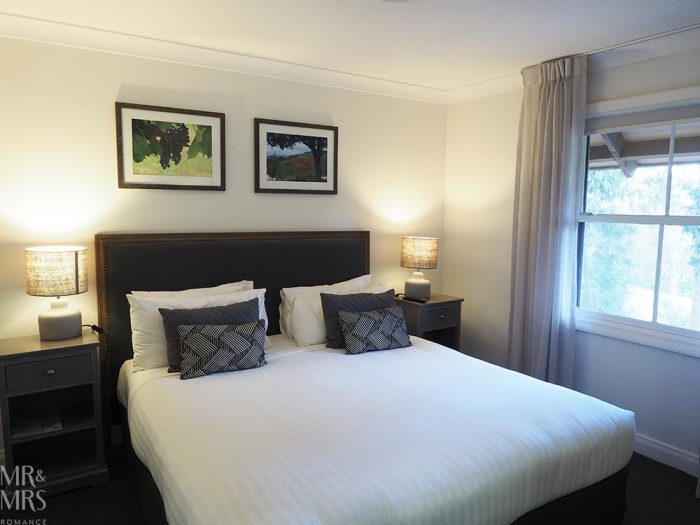 Where to stay in the Hunter Valley - Oaks Cypress Lakes Resort - bedroom