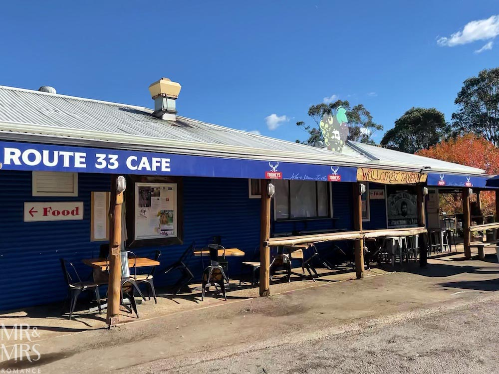 Wollombi NSW