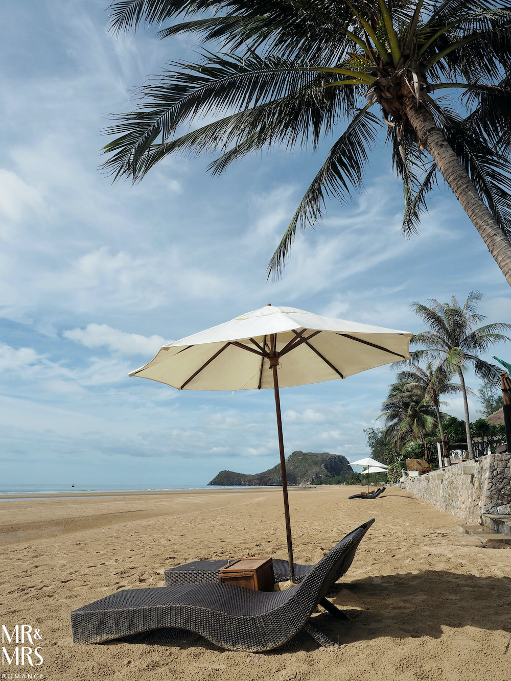 Missing Thailand - favourite places to go and things to do - beach recliners