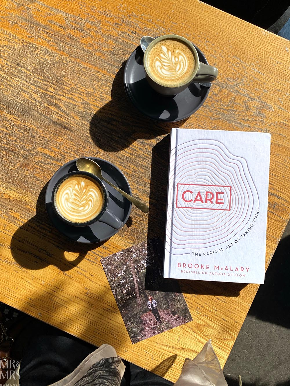 Care - the radical art of taking time by Brooke McAlary