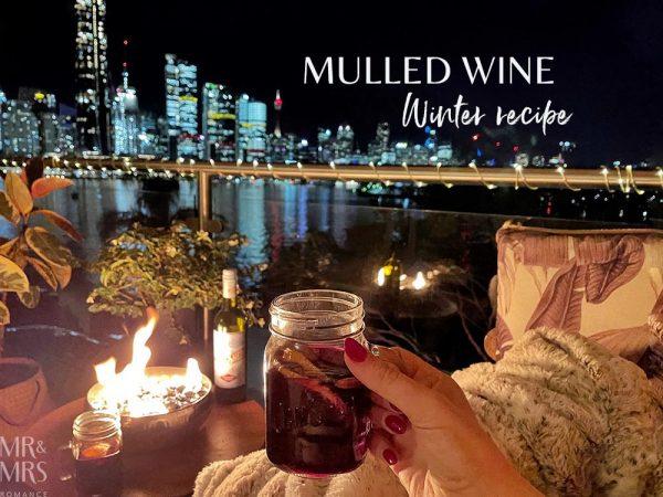 Mulled wine recipe - Jam Shed Shiraz