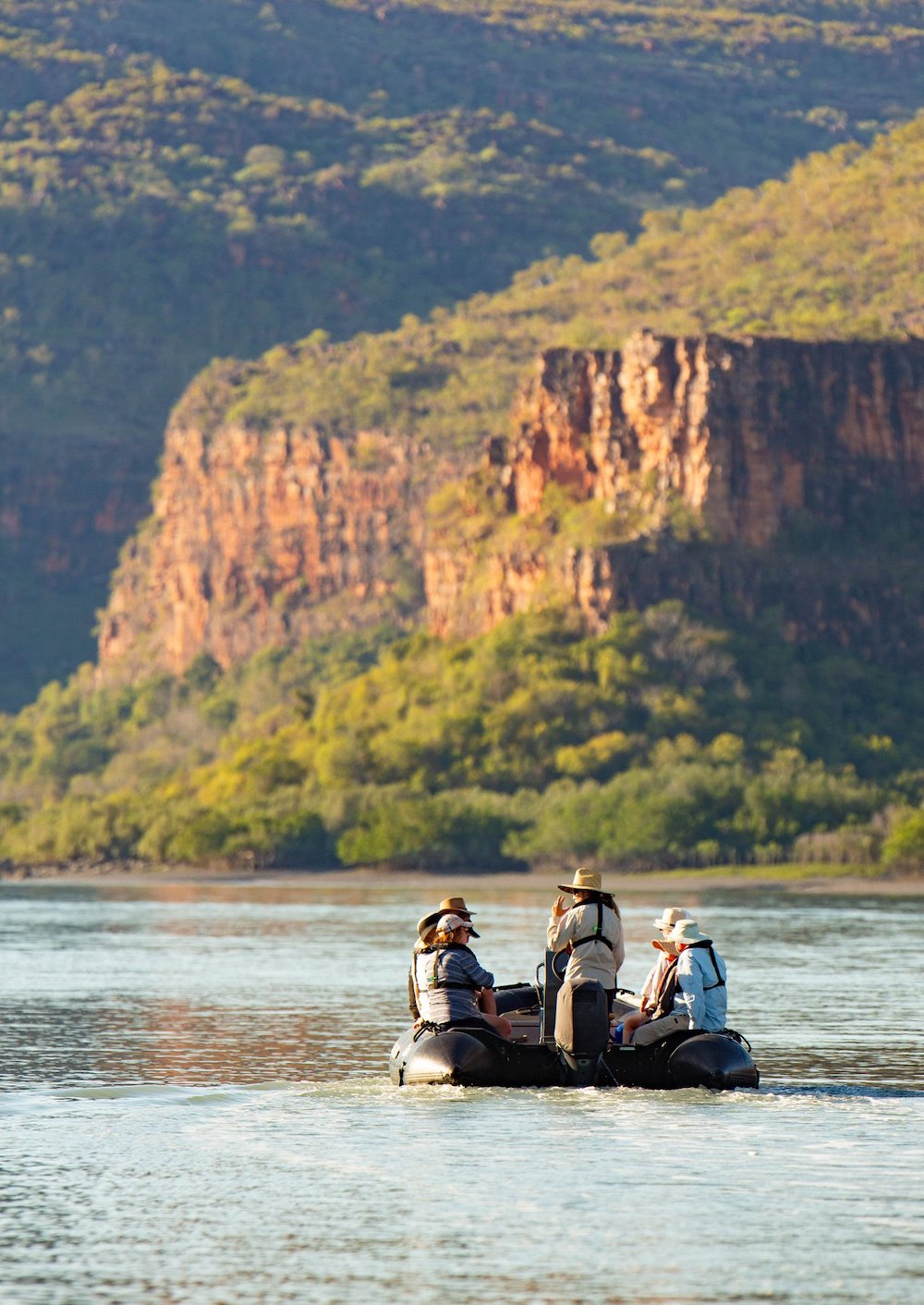 Ponant Cruises Kimberley Australia