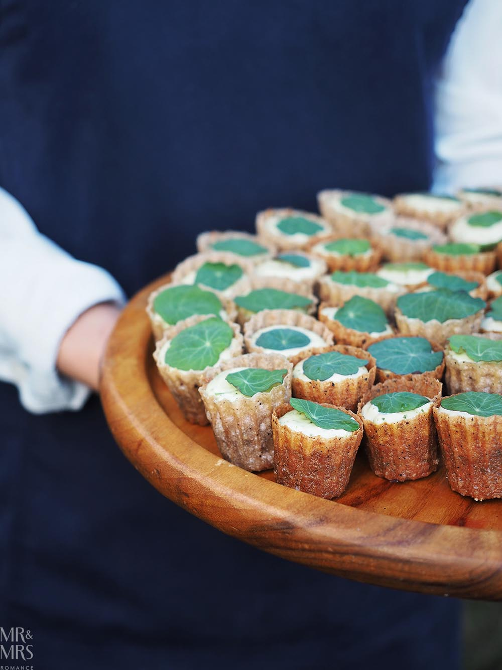 Whispering Brook Estate Olive Long Table Lunch, Hunter Valley - Mr & Mrs Romance - canapes