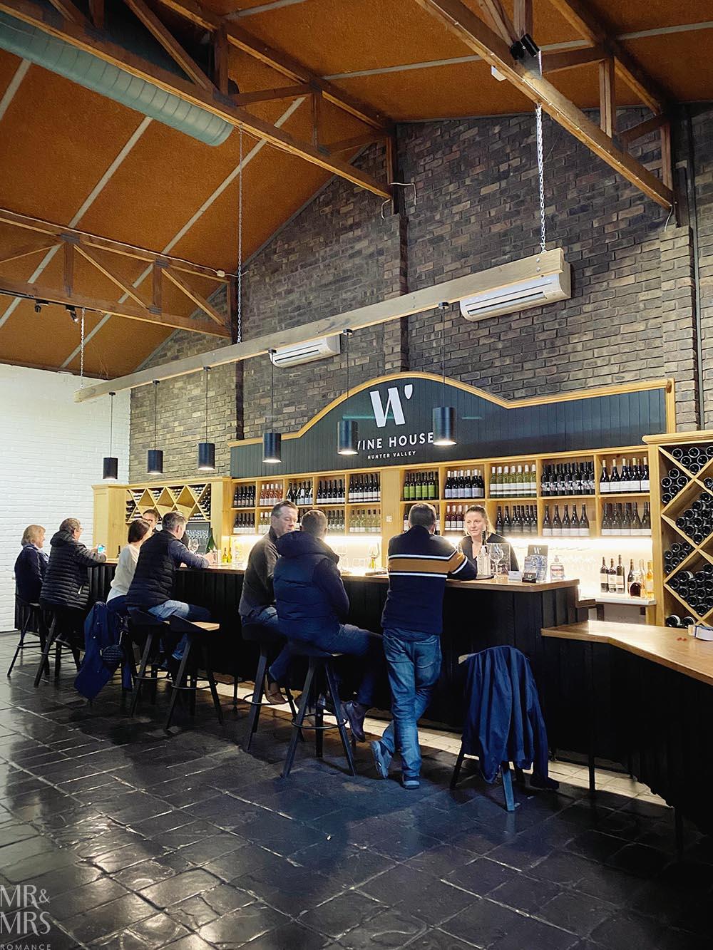 Penfolds Grange vs Hunter Valley Shiraz The Wine Store, Pokolbin #hvwff