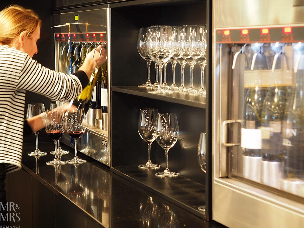Penfolds Grange vs Hunter Valley Shiraz The Wine Store, Pokolbin #hvwff enomatic