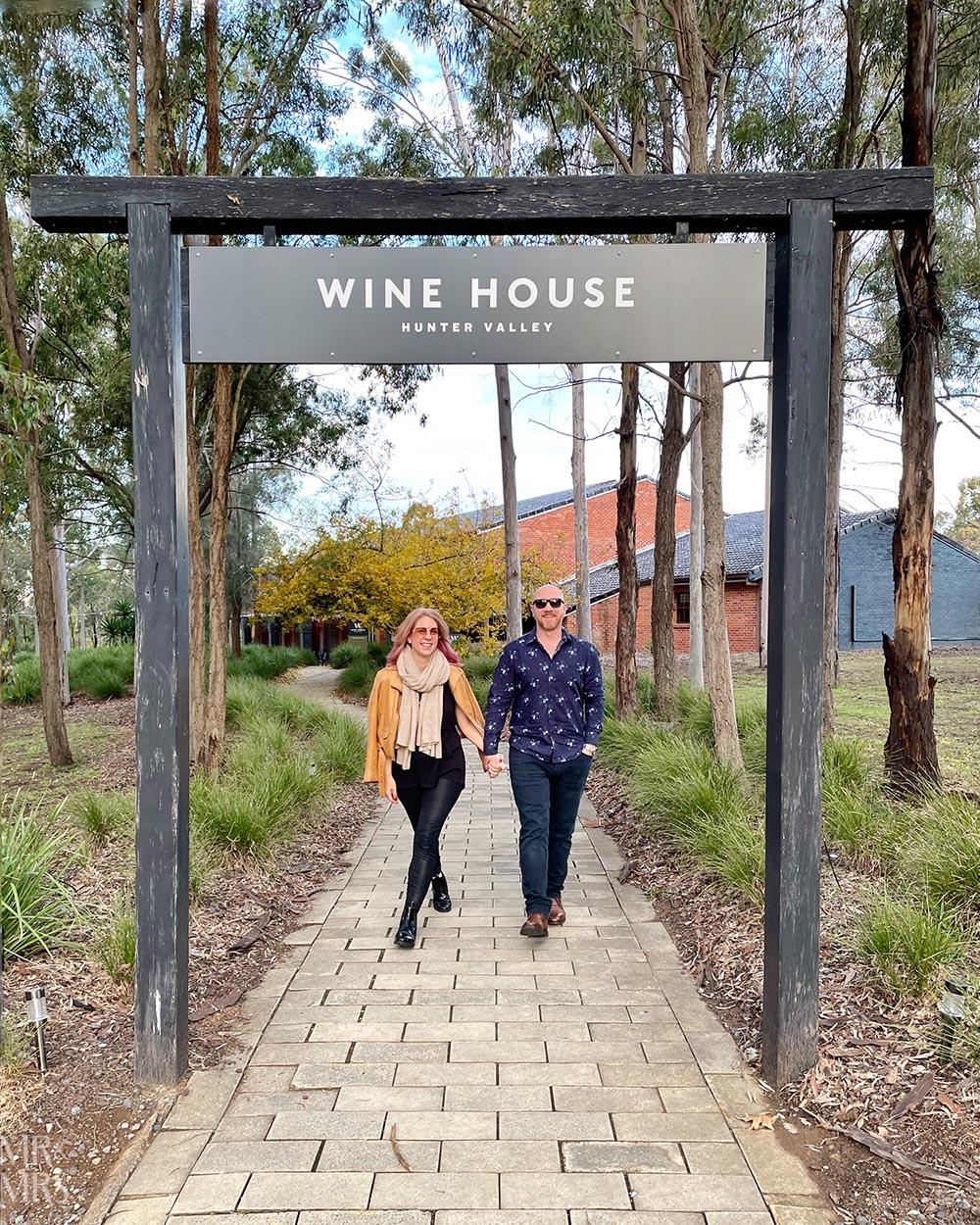 Penfolds Grange vs Hunter Valley Shiraz The Wine Store, Pokolbin #hvwff mr and mrs romance