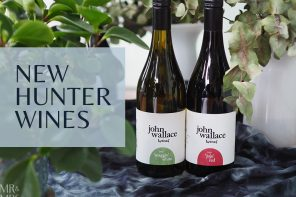 Meet Richard Done of John Wallace Wines – the Hunter Valley's new kid on the block