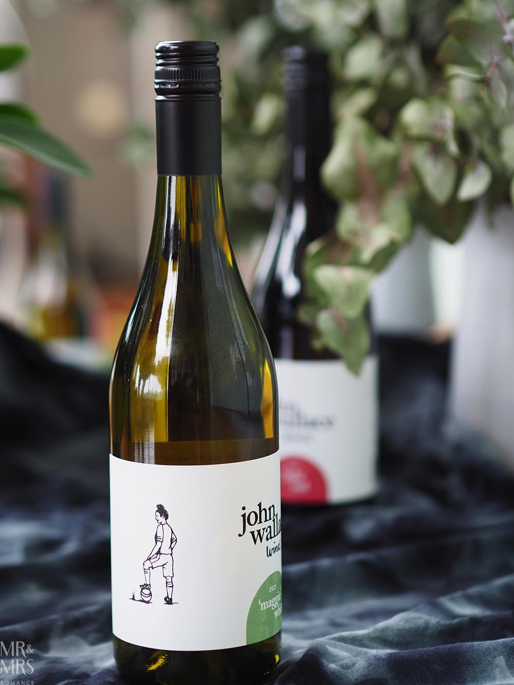Richard Done John Wallace Wines Hunter Valley - Maggie white blend