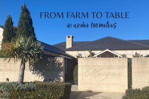 Life on the Farm at a Hatted Hunter Winery – Margan Wines in Broke, NSW