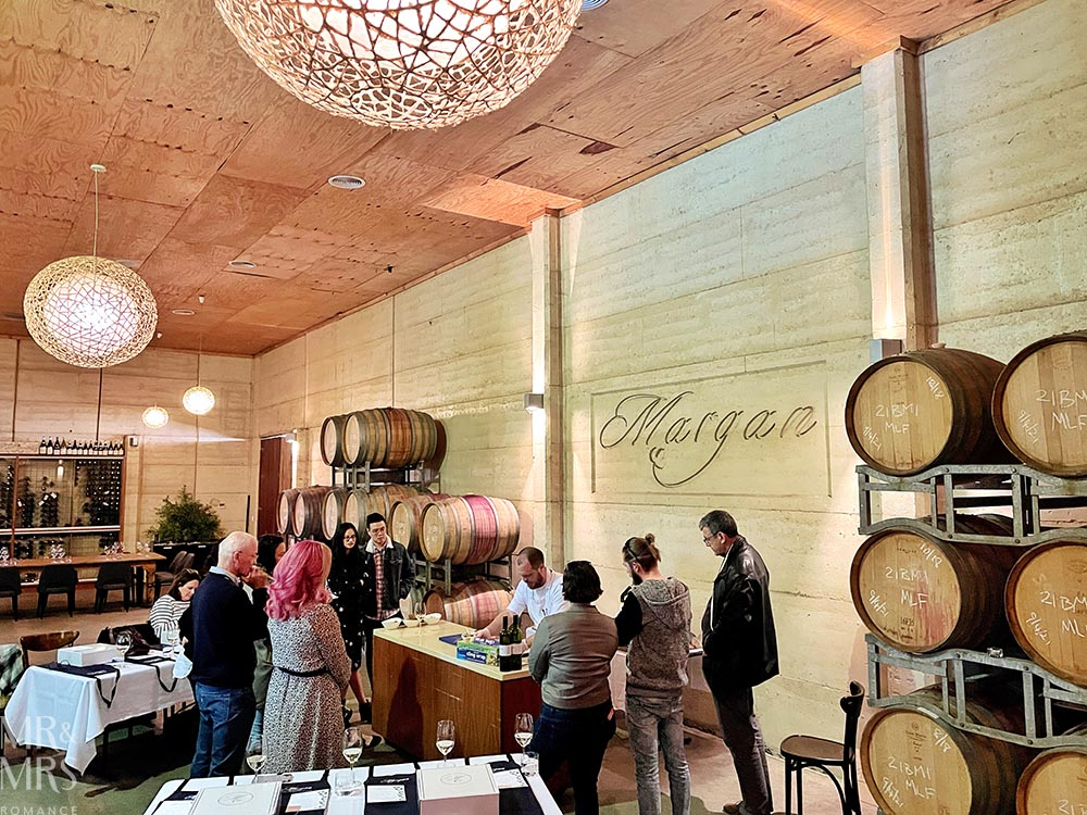 Margan Wines Hunter Valley Winery - cooking masterclass