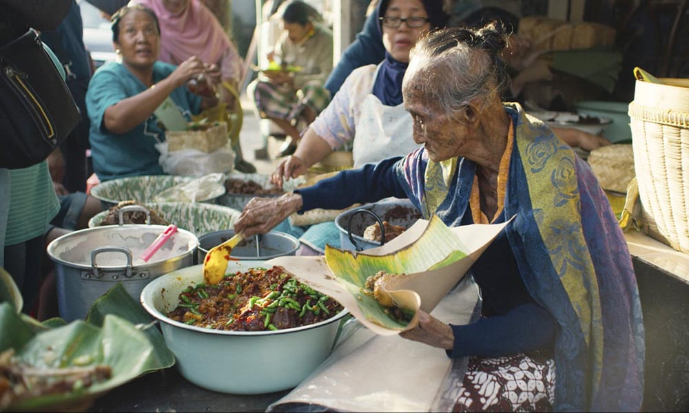 Netflix shows to inspire travel - Street Food Asia