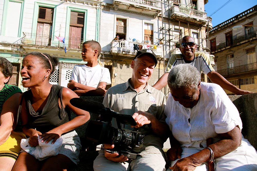 Netflix shows to inspire travel - Cuba and the Cameraman