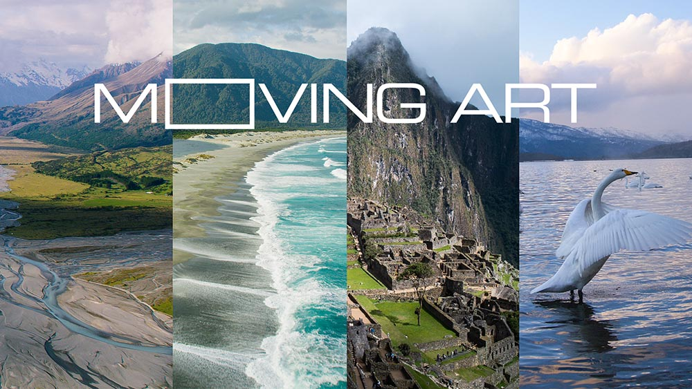 Netflix shows to inspire travel - Moving Art