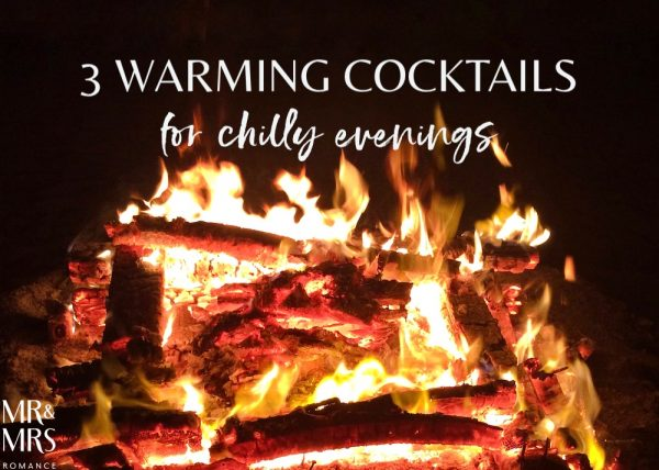 Warm cocktails for chilly evenings