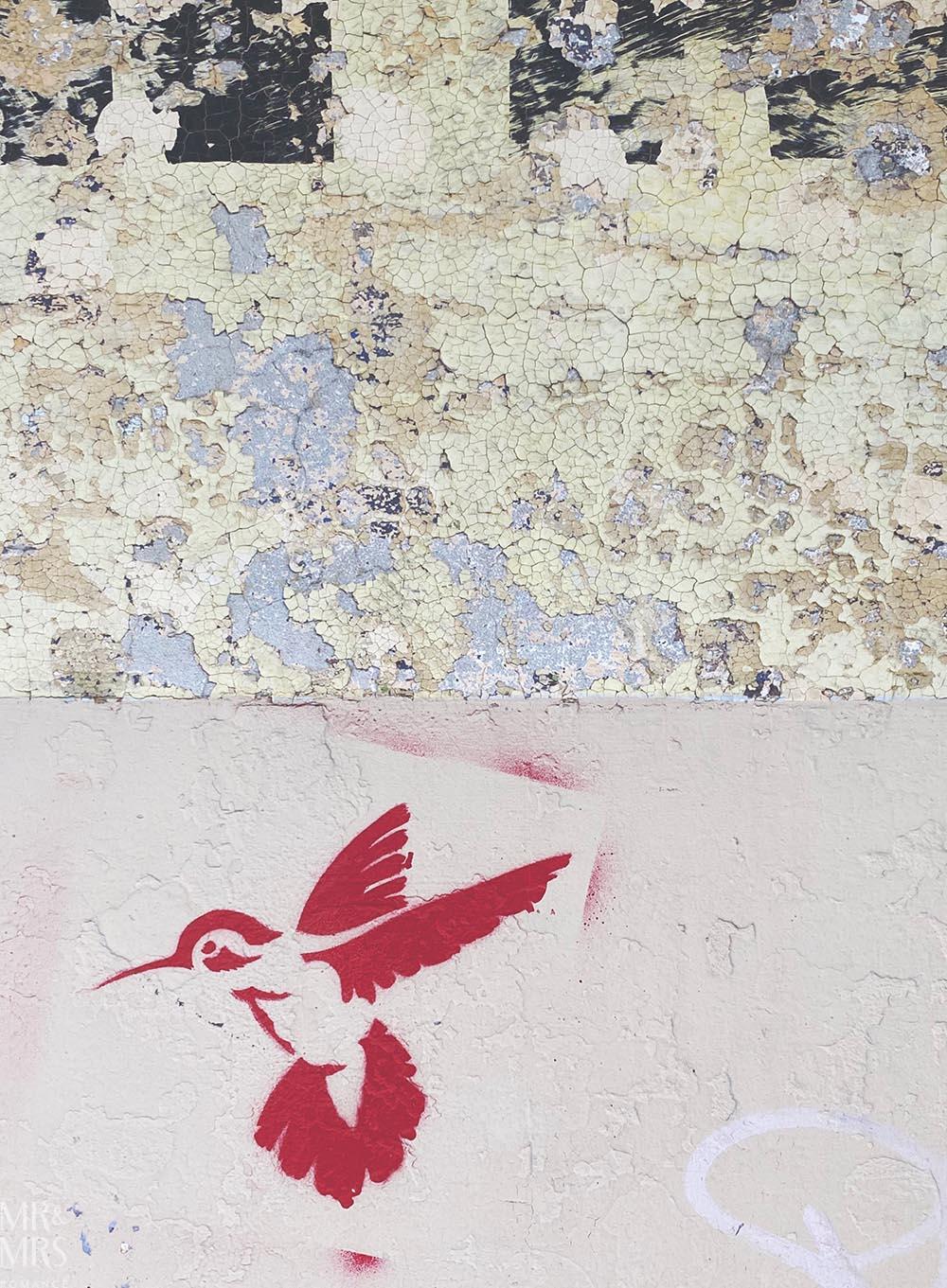 Paint details - Colourwalk