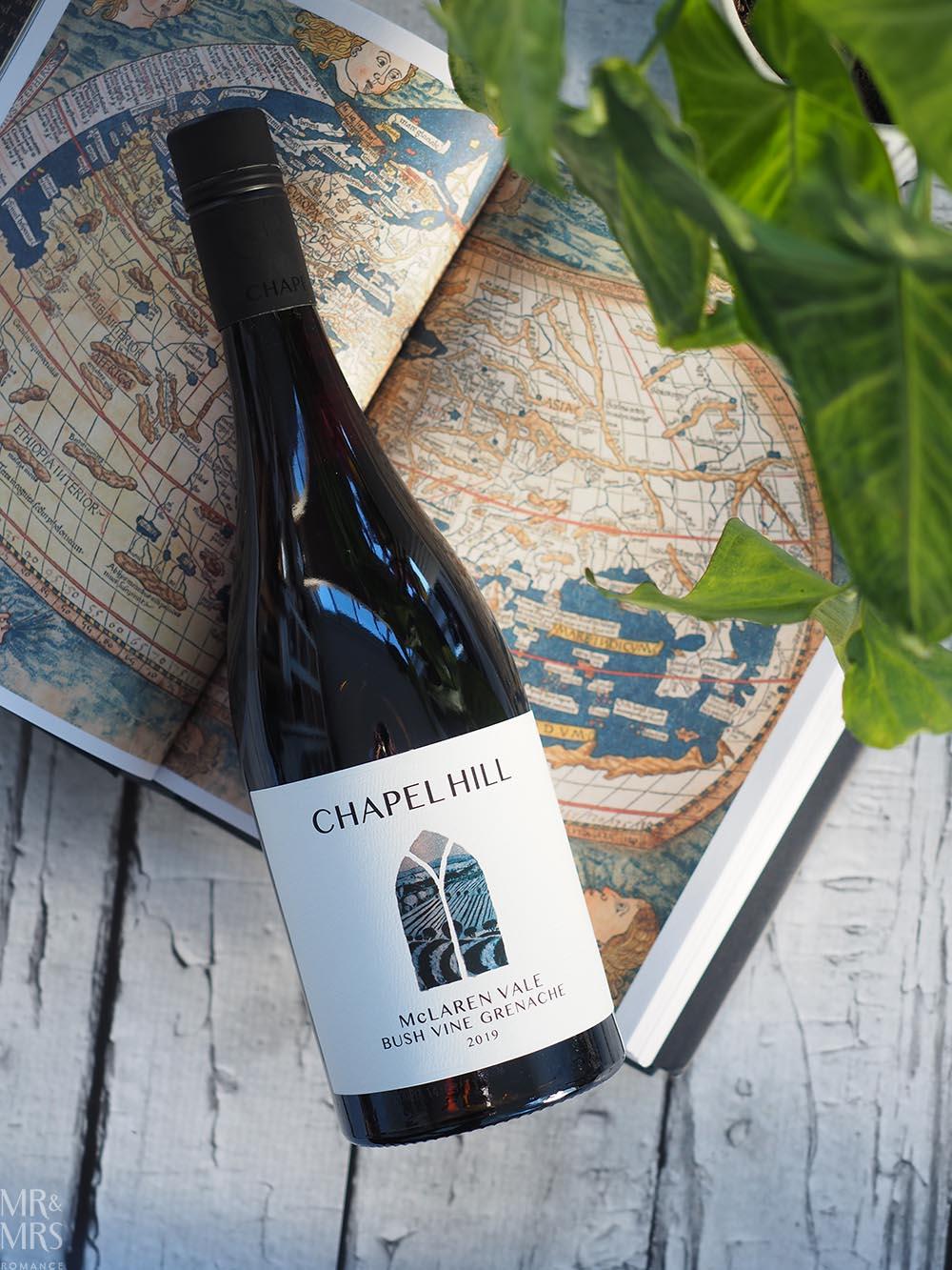 5 Grenache for World Grenache Day - Chapel Hill Bush Vine Grenache