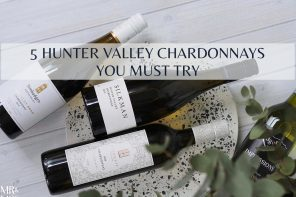 5 iconic Hunter Valley Chardonnays you must try